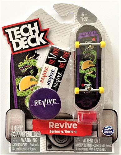 TECH DECK Revive Series 9 KYRO Fingerboard Rare #20108352