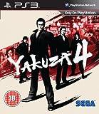 Yakuza 4 (PS3) [Importación inglesa]