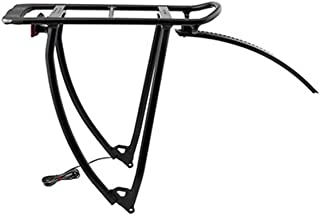 Racktime Bike Rack RR Shine Evo Std 26 Black Battery (E-Bike Only Dc) - 102090-001