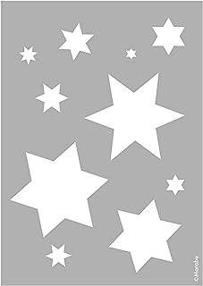 Marabu 0283000000020 - Schablone, lasergeschnittene, strapaz