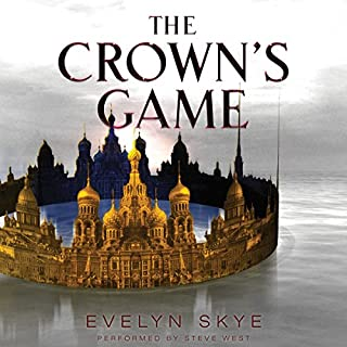 The Crown's Game                   By:                                                                                                                                 Evelyn Skye                               Narrated by:                                                                                                                                 Steve West                      Length: 12 hrs and 1 min     285 ratings     Overall 4.4
