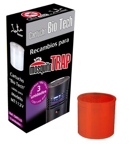 Mostrap CMT1X3 RECAMBIO MATA INSECTOS JATA-H BIO TECH PARA MT11VJP20, Plastique