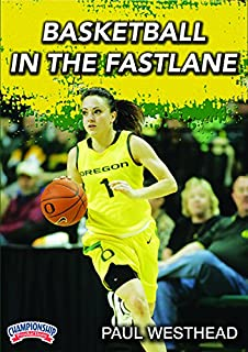 Championship Productions Paul Westhead: Basketball in The Fast Lane DVD