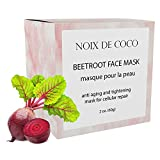 Noix de Coco Organic Superfood Face Mask - Reduces Pores & Acne -...