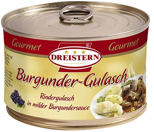 Dreistern Burgundergulasch, 400 g