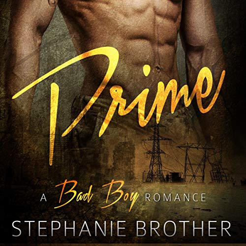 Prime: A Bad Boy Romance audiobook cover art