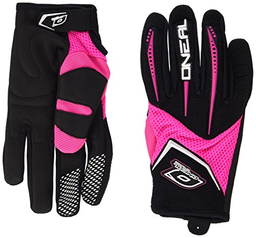 O'Neal Element Damen Handschuhe Pink Ltd Edition Motocross Enduro Downhill, 0398G-7, Größe XL