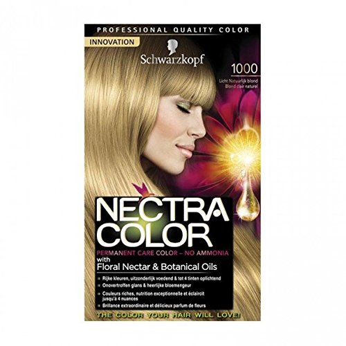 SCHWARZKOPF - Coloration - NECTAR COLOR - 1000 blond clair naturel