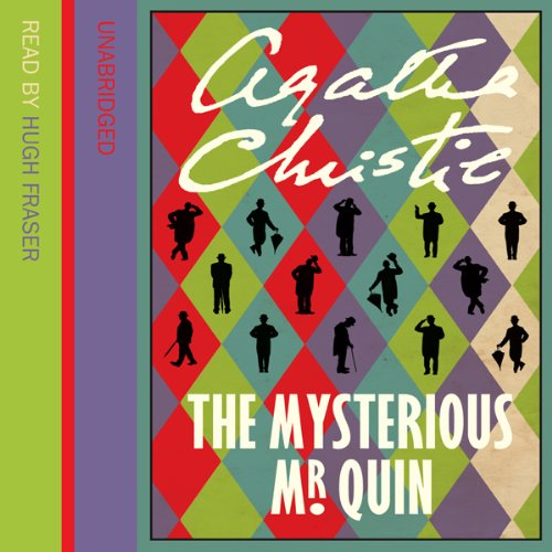 The Mysterious Mr. Quin cover art