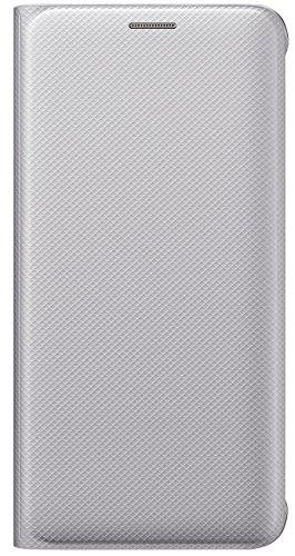 Samsung BT-EFWG928PSEGWW - Funda para Samsung Galaxy S6 Edge+, color plata- Versión Extranjera