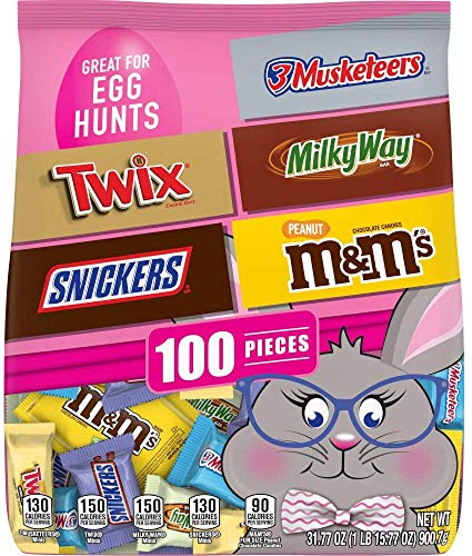 ehc2 Chocolate & More Spring Candy Variety Mix 2