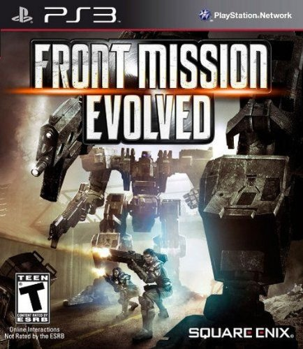 Front Mission Evolved Ps3 Ver. Reino Unido