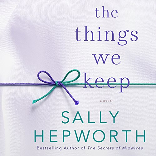 The Things We Keep audiobook cover art