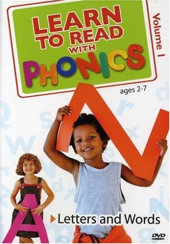 Learn to Read With Phonics: Letters…