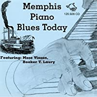 Memphis Piano Blues Today by Vinson