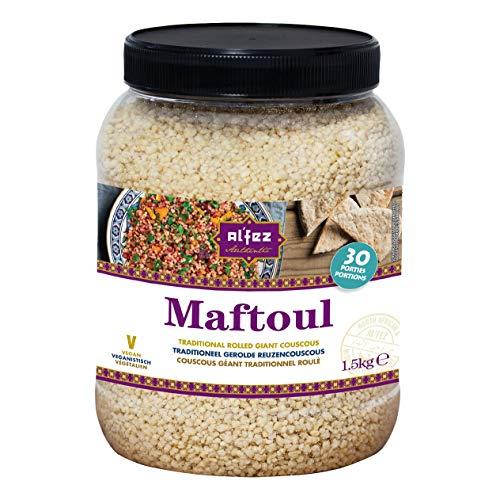 Alfez Perlmutt-Couscous Maftoul Topf 1,5 Kilo