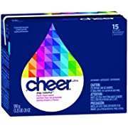 Cheer Powder Detergent 20 Oz