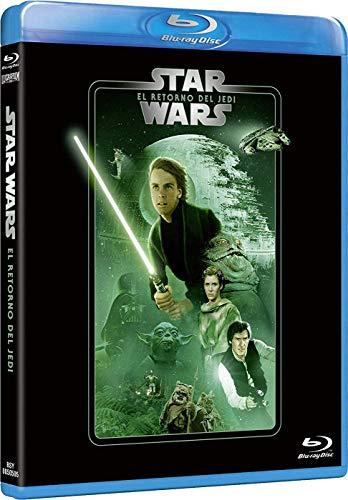 Star Wars Ep VI: El retorno del Jedi (Edición remasterizada) 2 discos (película + extras) [Blu-ray]