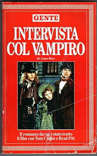 INTERVISTA COL VAMPIRO 1994