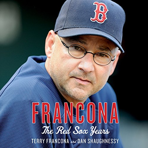 Francona audiobook cover art