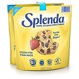 Splenda edulcorante sin calorías, granulado (bolsa resellable de 1 libra).