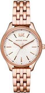 Michael Kors Women's Quartz Watch analog Display and Stainless Steel Strap, MK6641