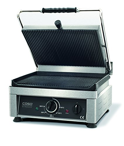 Caso Germany 2500 Watt Profi Power Gourmet Grill - robust - langlebig, leistungsstark