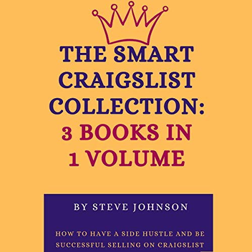 The Smart Craigslist Collection: 3 Books in 1 Volume audiobook cover art