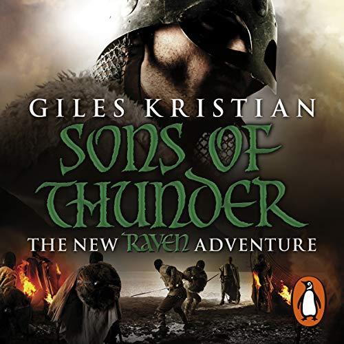 Sons of Thunder: Raven, Book 2