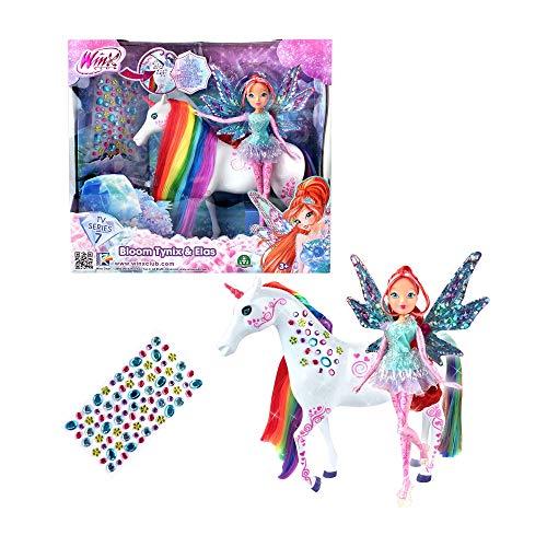 Giochi Preziosi Winx Bloom Tynix & Elas TBC 655, Multicolore, IW05671801