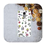 Soft Silicone Phone Case Girl Power Puzzle For LG K4 K7 K8