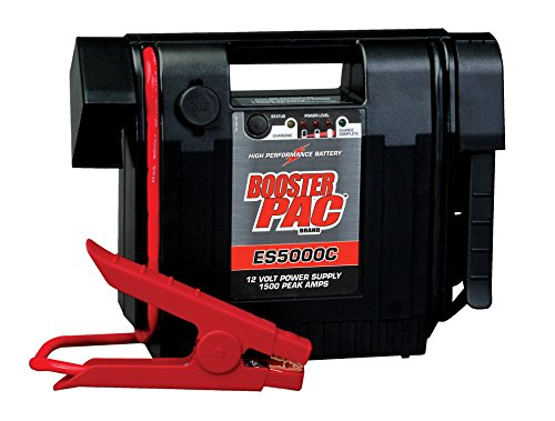 Fantastic Deal! Clore Automotive Booster PAC ES5000C 1500 Peak Amp 12V Jump Starter (CEC Compliant) ...