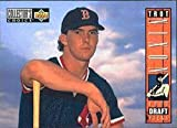 1994 Collector's Choice Baseball #25 Trot Nixon RC Rookie Card Boston Red Sox Official MLB Trading Card From The Upper Deck Company. rookie card picture