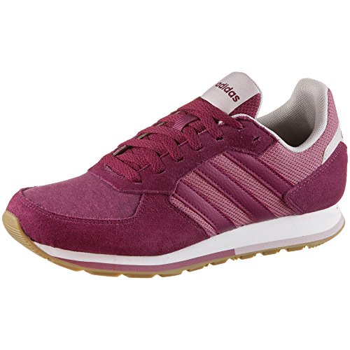 adidas Damen 8K Gymnastikschuhe, Marrone (Trace Maroon/Mystery Ruby F17/Ice Purple), 36 EU
