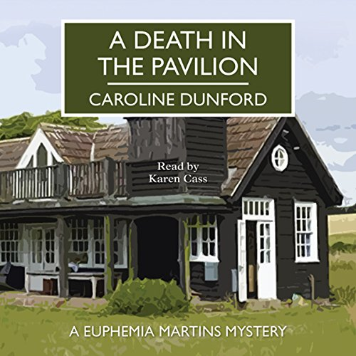 A Death in the Pavilion cover art