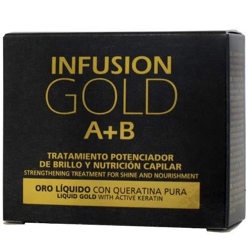 Tahe 12073151- Infusion Gold Tratamiento Capilar...