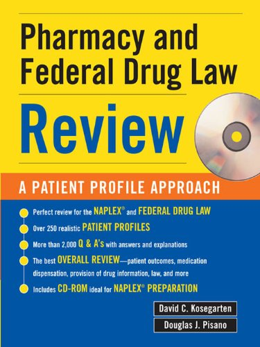 Pharmacy & Federal Drug Law Review: A Patient Profile Approach