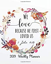 Best we love because he first loved us kjv Reviews
