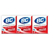 BC Powder Sinus Pain & Congestion, 12 Count (Pack of 3)