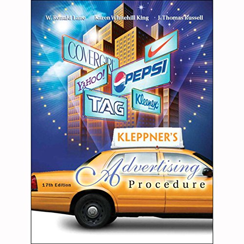 VangoNotes for Kleppner's Advertising Procedure, 17/e audiobook cover art