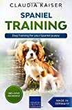 Spaniel Training: Dog Training for your Spaniel puppy