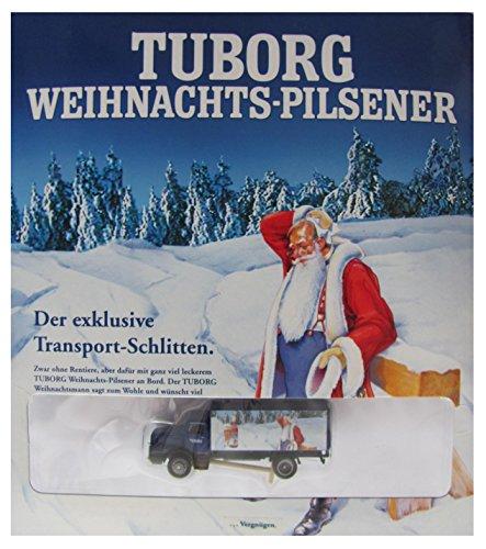Tuborg Nr.10 - Weihnachts-Pilsener - Kaelble K631 ZR - LKW Oldie