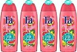Fa - Gel Douche - Island Vibes Fiji Dream - Flacon 250 ml - Lot de 4