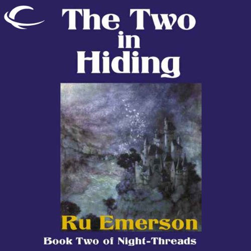 The Two in Hiding audiobook cover art
