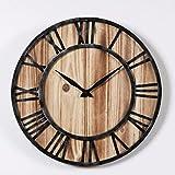 Reloj De Pared Continental Sala De Despertador Retro Reloj D