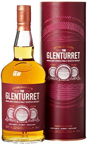 Glenturret Sherry Edition mit Geschenkverpackung (1 x 0.7 l)