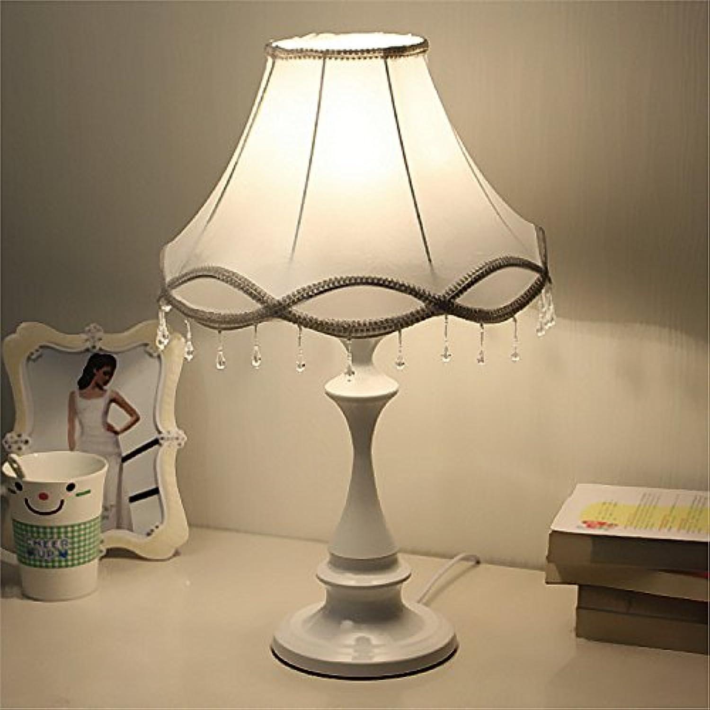 Studie über die Wohnzimmer Schlafzimmer Nachttischlampe LED, Crystal Fashion kreative dekorative Lampe, Energiesparlampen Dimmer, Big D Druckschalter