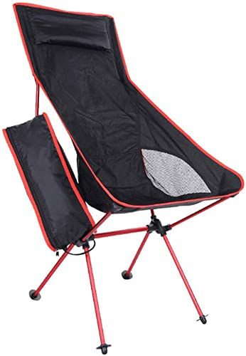 Zhaolan-Outdoors Supplies Fournitures de Camping portatives en Plein air Chaise portative multifonctionnelle de Plage d'oreiller Nouvelle Chaise Se Pliante d'été pour la Cour de Camping en Plein air