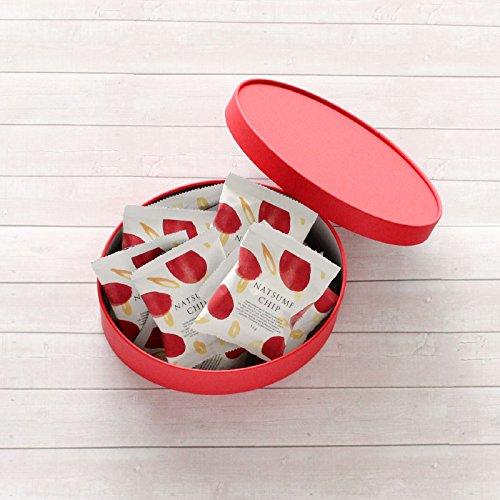 [ なつめいろ ] チップ たっぷりギフトセット (12g×15個) ナツメ 棗無添加 ドライフルーツ ノンフライ 乾燥 種なし なつめ 棗 砂糖不使用 結婚お祝い