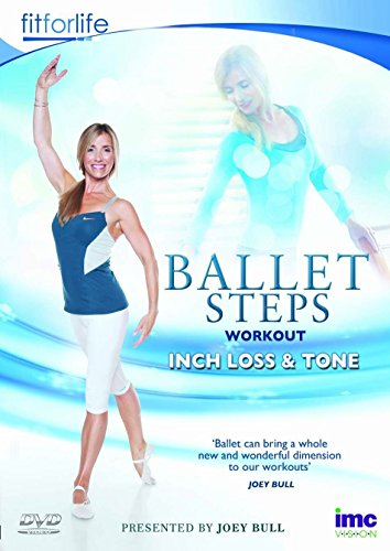 Ballet Steps Workout Inch Loss & Tone - Joey Bull - Fit for Life Series [DVD] [UK Import]
